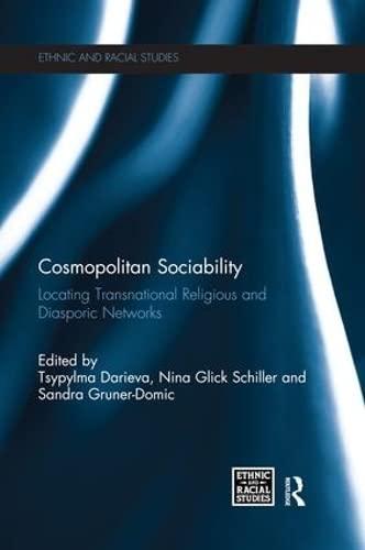 Cosmopolitan Sociability: Locating Transnational Religious and Diasporic Networks: DARIEVA, ...