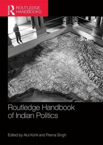 9781138679191: Routledge Handbook of Indian Politics (Routledge Handbooks)