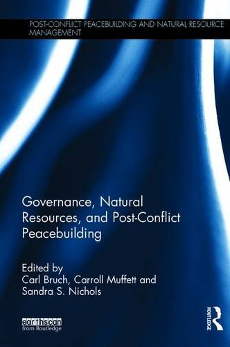 Governance, Natural Resources and Post-Conflict Peacebuilding (Hardcover)