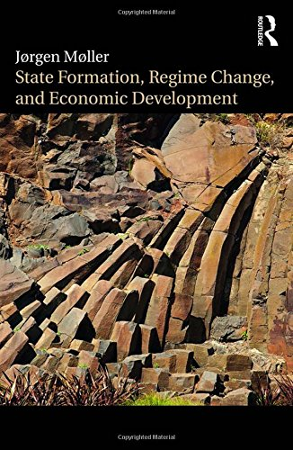 9781138682801: State Formation, Regime Change, and Economic Development