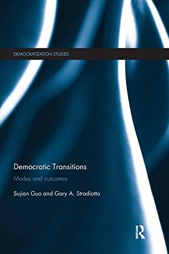 9781138683556: Democratic Transitions (Democratization Studies)