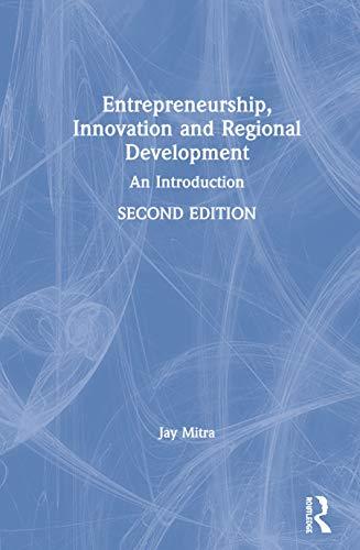 9781138685611: Entrepreneurship, Innovation and Regional Development: An Introduction