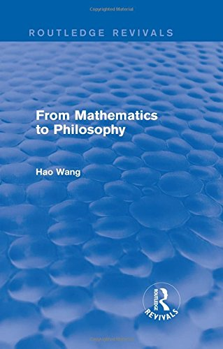 9781138687738: From Mathematics to Philosophy (Routledge Revivals)