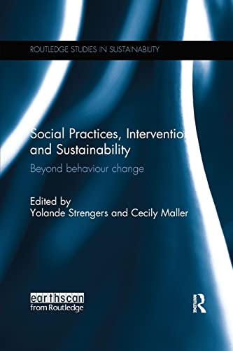 Social Practices, Intervention and Sustainability: Yolande Strengers