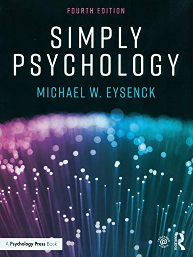 9781138698963: Simply Psychology