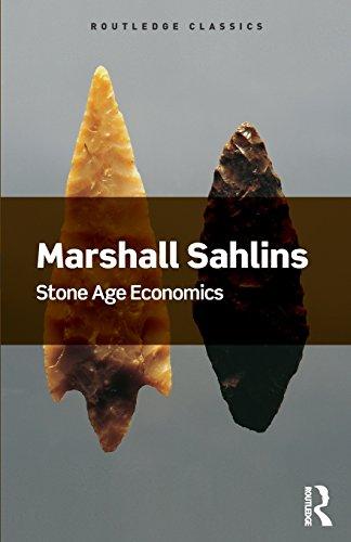9781138702615: Stone Age Economics: Volume 157 (Routledge Classics)
