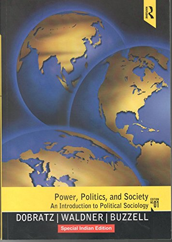 Power Politics, And Society : An Introduction: Buzzell