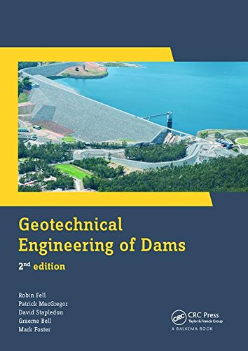 9781138749344: Geotechnical Engineering of Dams, 2nd Edition