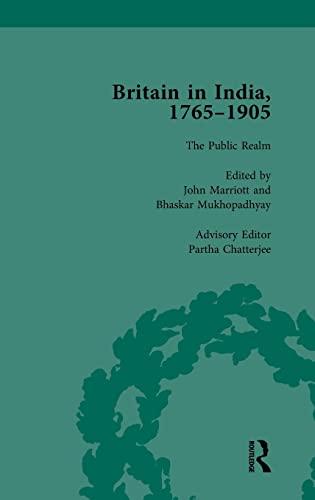 9781138750630: Britain in India, 1765-1905, Volume VI (Volume 6)