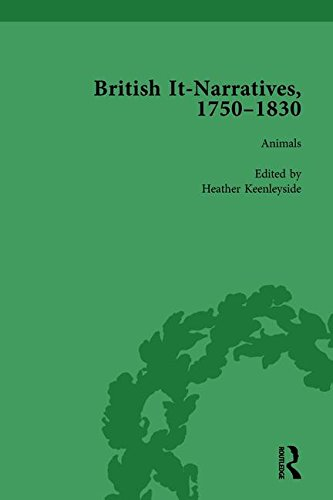 9781138750944: British It-Narratives, 1750–1830, Volume 2 (Volume 1)
