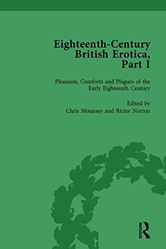 Eighteenth-Century British Erotica, Part I vol 1: PETTIT, ALEXANDER; SPEDDING, PATRICK; BENEDICT, ...