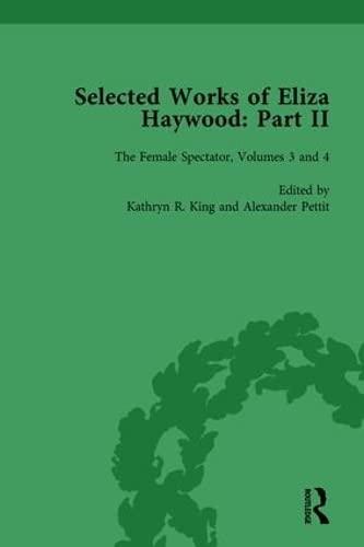 9781138757233: Selected Works of Eliza Haywood, Part II Vol 3 (Volume 1)