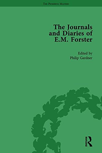 9781138761346: The Journals and Diaries of E M Forster Vol 1 (Volume 1)