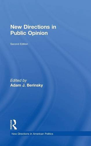 9781138774650: New Directions in Public Opinion (New Directions in American Politics)