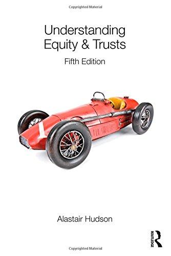 9781138774681: Understanding Equity & Trusts