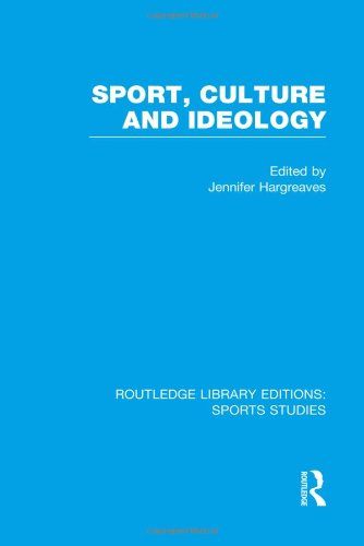 9781138774773: Sport, Culture and Ideology (RLE Sports Studies)