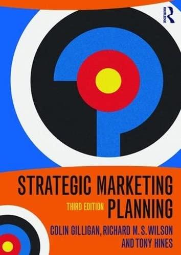 9781138775220: Strategic Marketing Planning