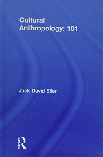 9781138775510: Cultural Anthropology: 101