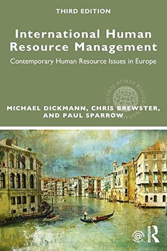 9781138776036: International Human Resource Management: Contemporary HR Issues in Europe (Global HRM)
