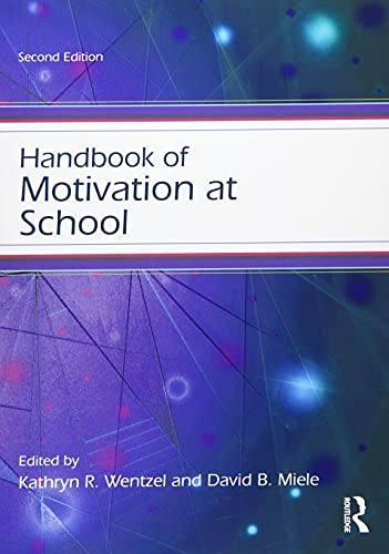 9781138776203: Handbook of Motivation at School (Educational Psychology Handbook)