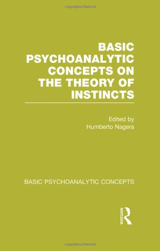 9781138777071: Basic Psychoanalytic Concepts on the Theory of Instincts: 3