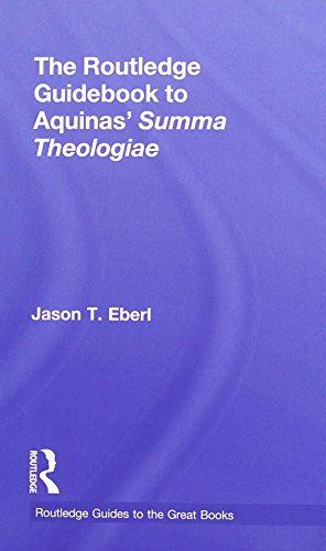 9781138777163: The Routledge Guidebook to Aquinas' Summa Theologiae