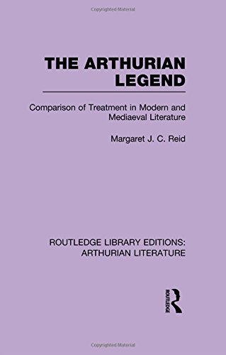 9781138778481: The Arthurian Legend: Comparison of Treatment in Modern and Mediaeval Literature