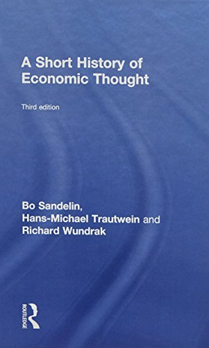 9781138780194: A Short History of Economic Thought