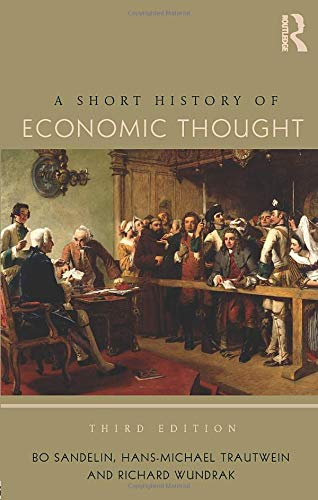 9781138780200: A Short History of Economic Thought