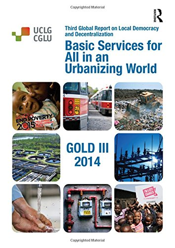 9781138780590: Basic Services for All in an Urbanizing World (Routledge Advances in Climate Change Research)