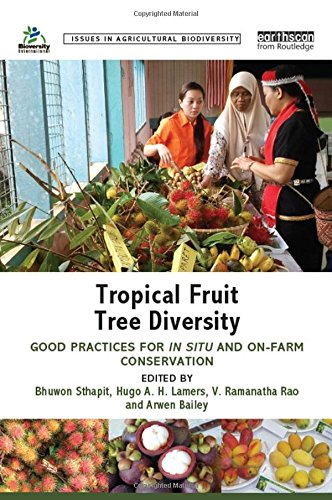9781138781276: Tropical Fruit Tree Diversity: Good practices for in situ and on-farm conservation (Issues in Agricultural Biodiversity)