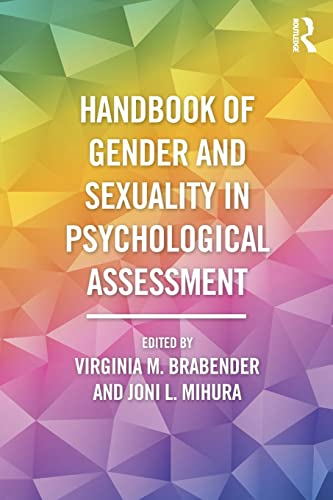 9781138782051: Handbook of Gender and Sexuality in Psychological Assessment