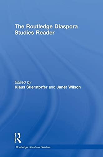 9781138783195: The Routledge Diaspora Studies Reader (Routledge Literature Readers)