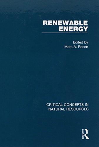 Renewable Energy, 4 Vol Set: Marc A. Rosen