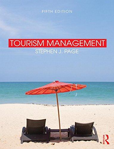 9781138784567: Tourism Management