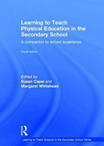 Learning to Teach Physical Education in the Secondary School: A companion to school experience (...
