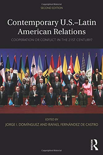9781138786325: Contemporary U.S.-Latin American Relations (Contemporary Inter-American Relations)