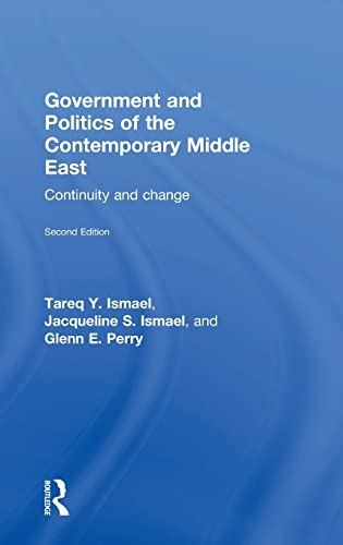 9781138786509: Government and Politics of the Contemporary Middle East: Continuity and change