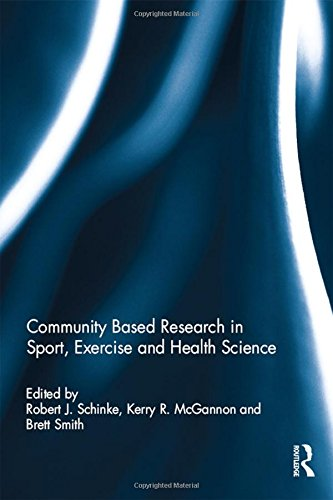 Community Based Research in Sport, Exercise and Health Science