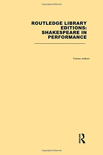 Shakespeare in Performance: Various