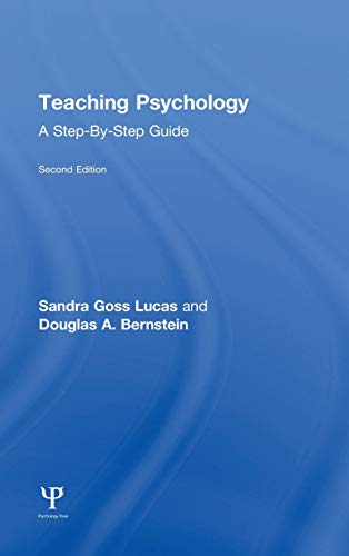 9781138790339: Teaching Psychology: A Step-By-Step Guide, Second Edition