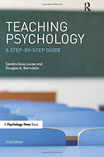 9781138790346: Teaching Psychology: A Step-By-Step Guide, Second Edition