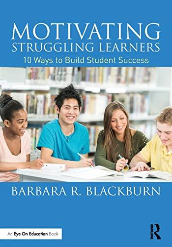 9781138792432: Motivating Struggling Learners