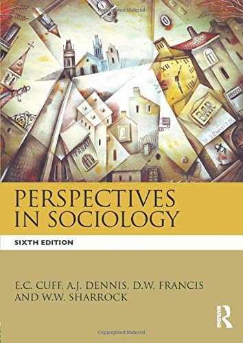 9781138793545: Perspectives in Sociology