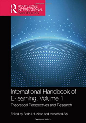 9781138793682: International Handbook of E-Learning Volume 1: Theoretical Perspectives and Research (Routledge International Handbooks of Education)