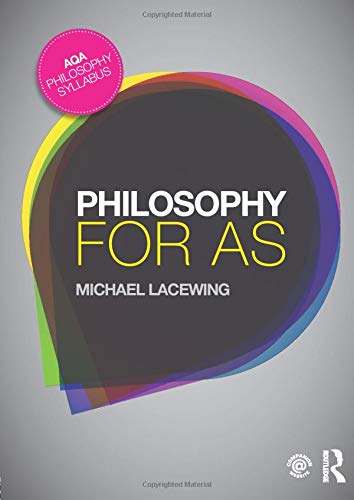 9781138793934: Philosophy for AS: Epistemology and Philosophy of Religion