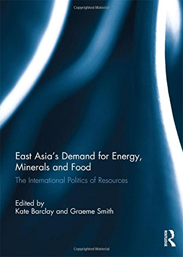 East Asia's Demand for Energy, Minerals and Food: The International Politics of Resources