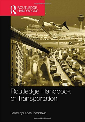 9781138798212: The Routledge Handbook of Transportation (Routledge Handbooks)