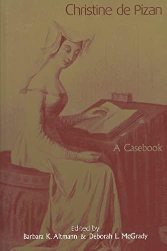 9781138799042: Christine de Pizan (Garland Medieval Casebooks)