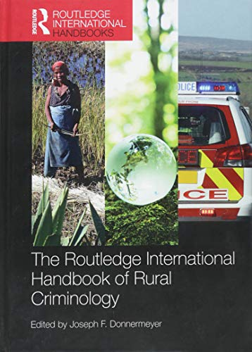 The Routledge International Handbook of Rural Criminology (Hardcover)